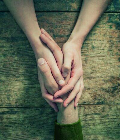 Paartherapie Helfende Hände